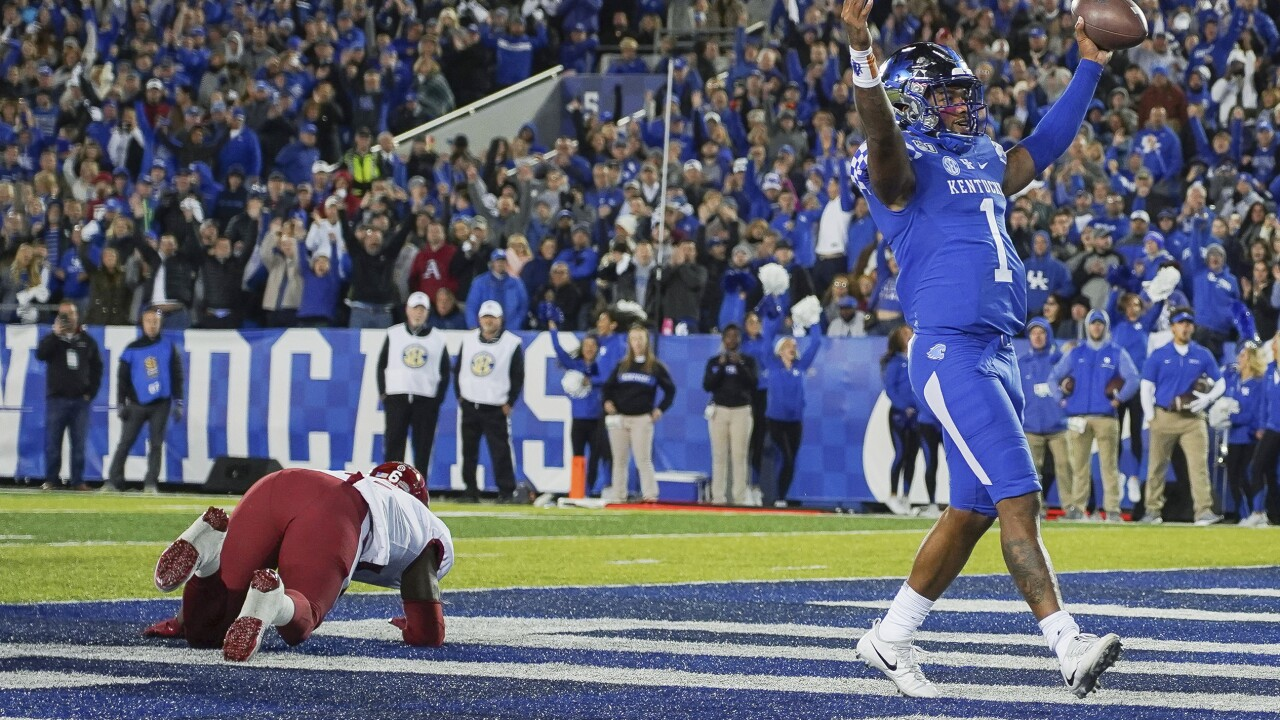 Arkansas Kentucky Football
