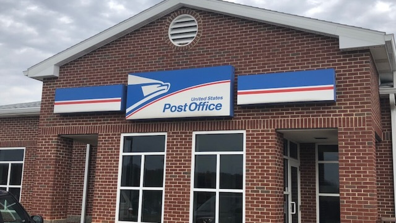 Postal worker accused of stealing mail in Clinton Township