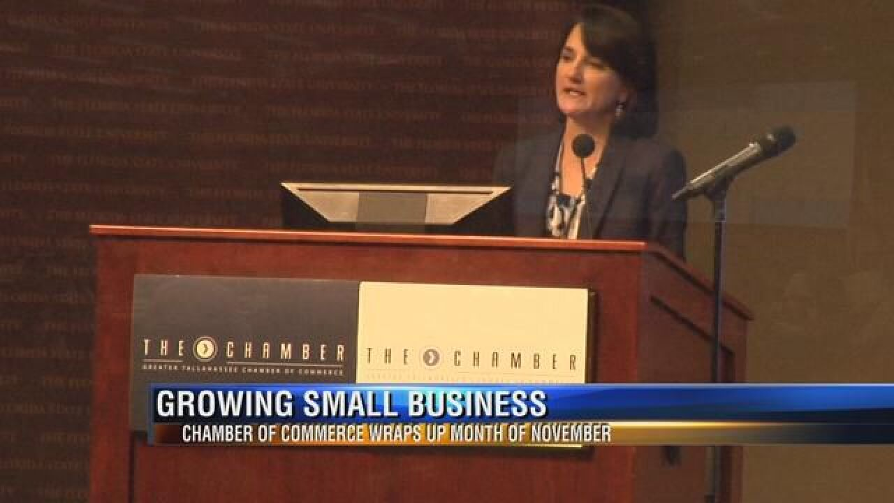 Tallahassee Chamber of Commerce Hosts Entrepreneurial Forum