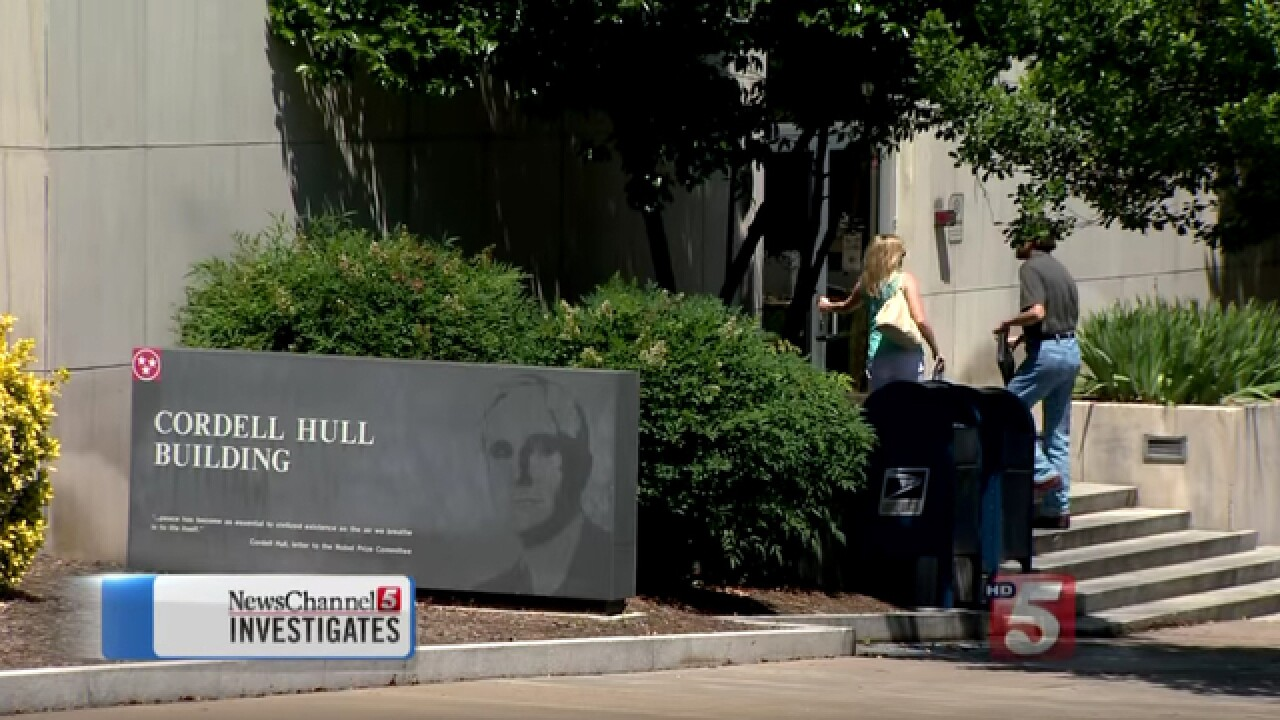 State Gets Second Opinion On Cordell Hull Building