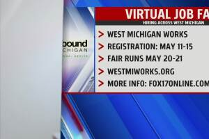 Virtual job fairs
