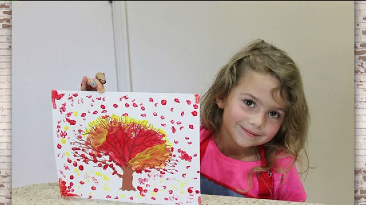 Fall crafts to do with yourgrandkids