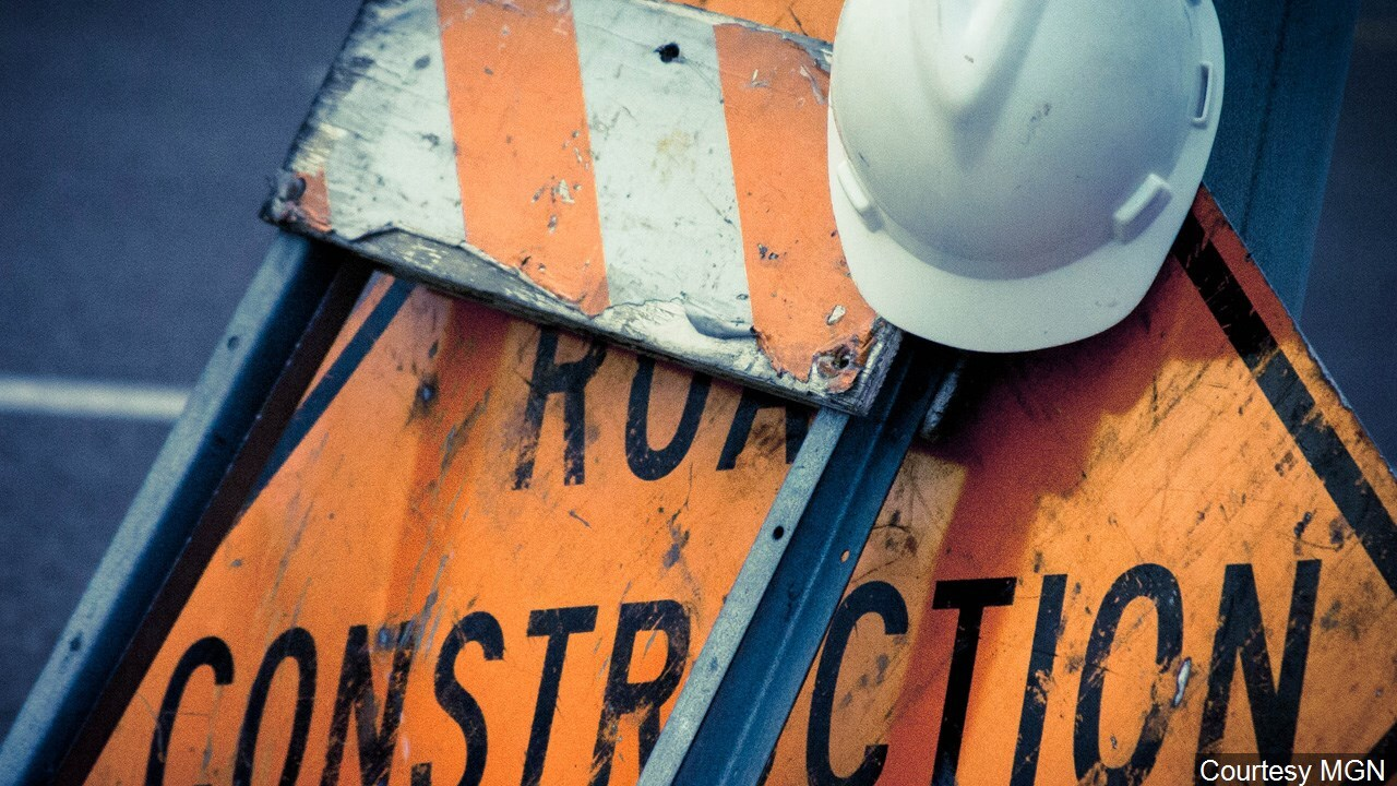South Padre Island Drive ramp reversal construction continues this week