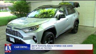 Car Critic: The Toyota RAV4 goeshybrid