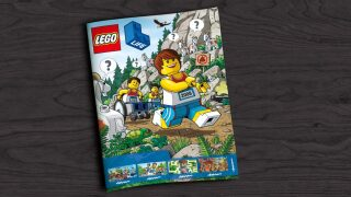 How to get a free Lego Life magazine subscription for kids ages 5-9