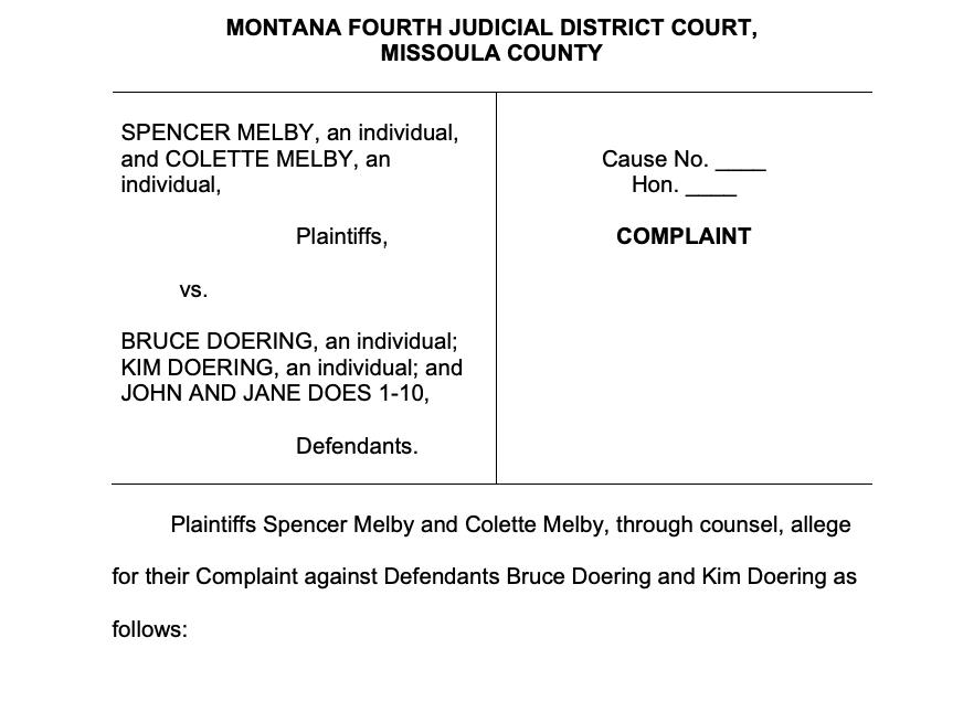 Marshall Mountain Sale Lawsuit Docs