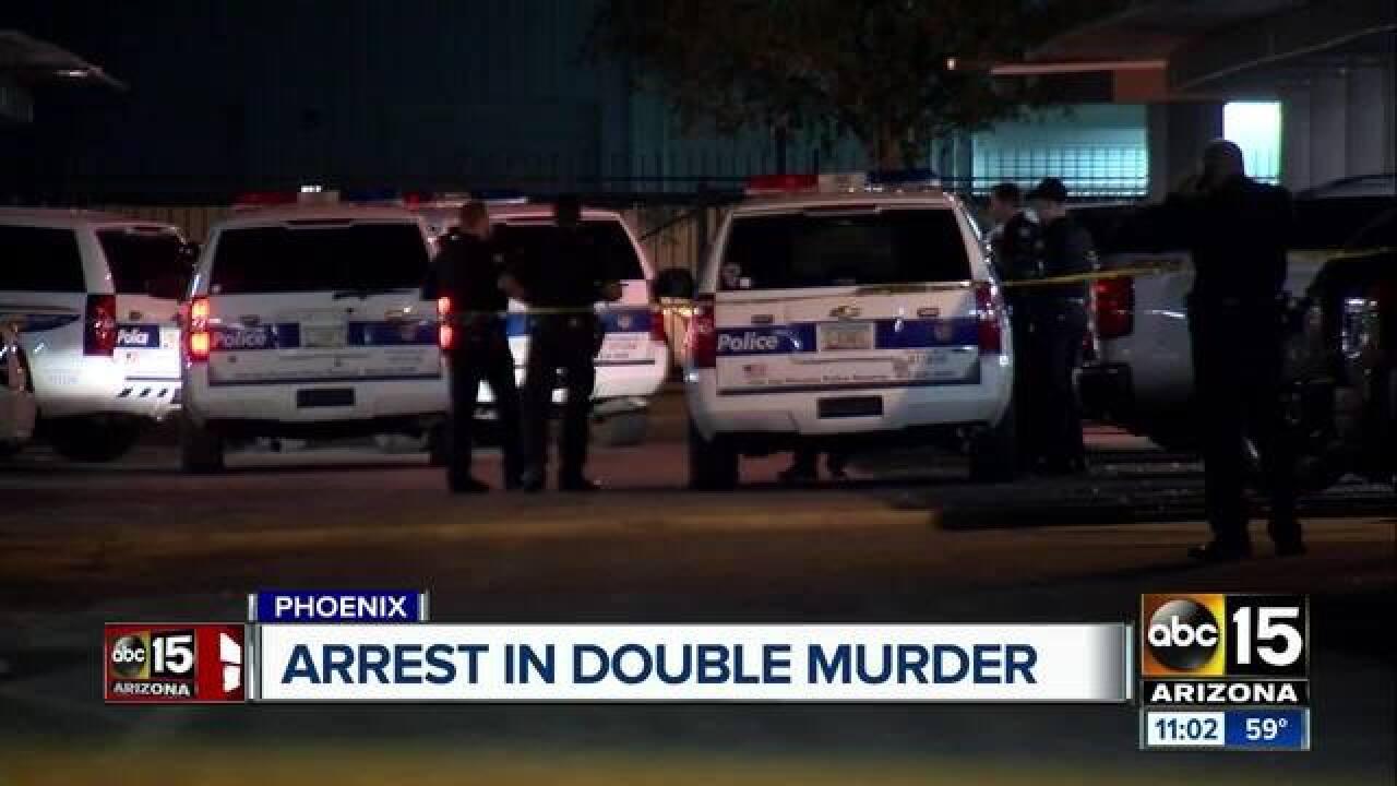 PD: 2 people shot, killed in Phoenix