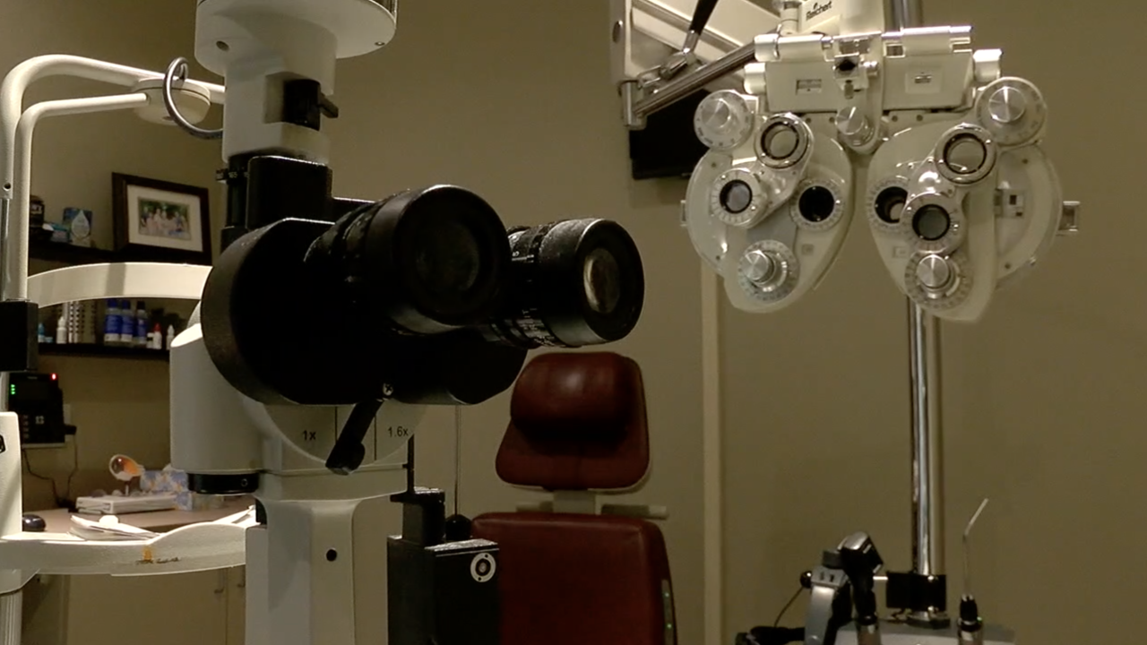 Optometrist's office