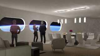 Gateway Foundation space hotel