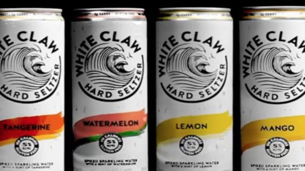 White Claw Has 3 New Flavors That Are Perfect For Spring