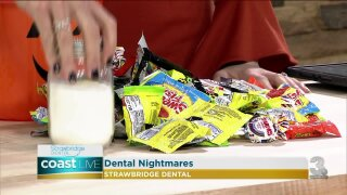The scary truth about Halloween candy and your teeth on CoastLive