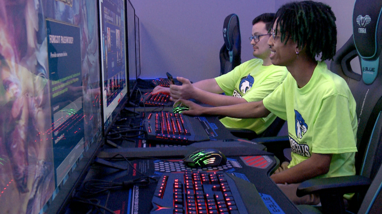 Photos: Game changers: Bryant & Stratton College launches competitive eSportsprogram