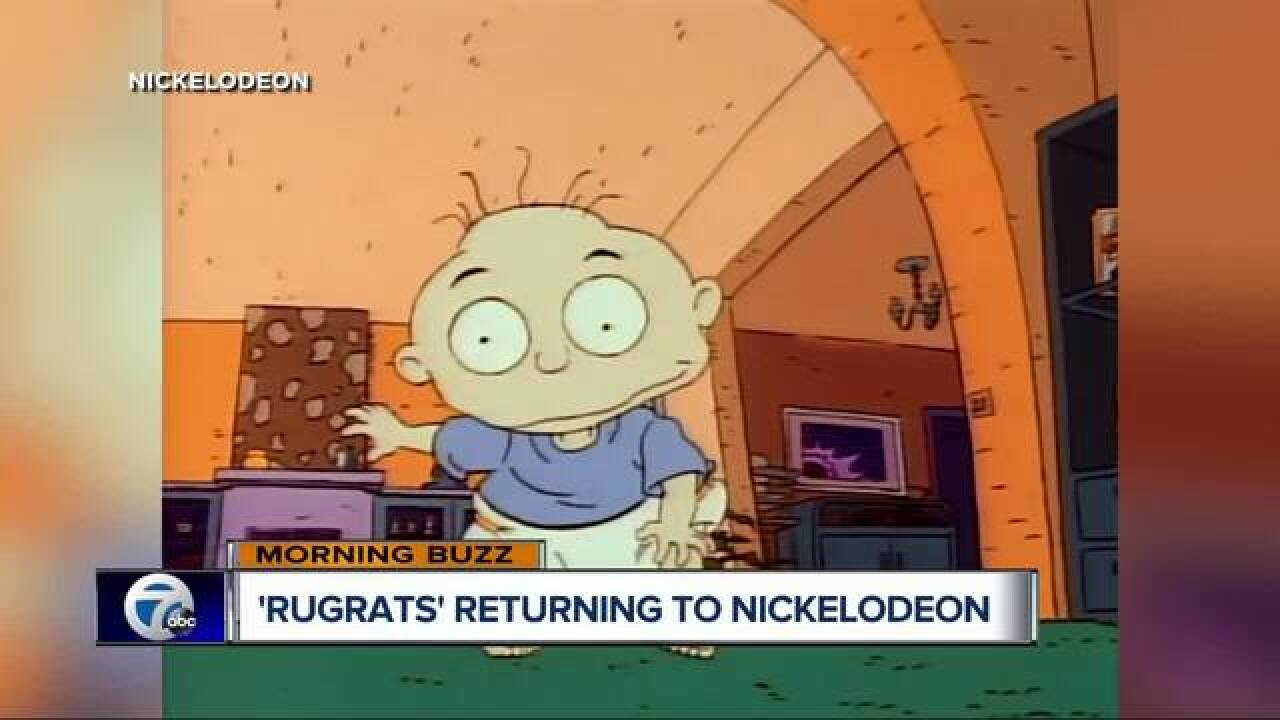 7c86a489f9f0b Nickelodeon announces new 'Rugrats' episodes and movie