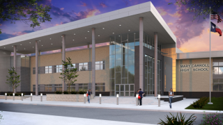 CCISD updates location change for new Carroll High School, construction timeline