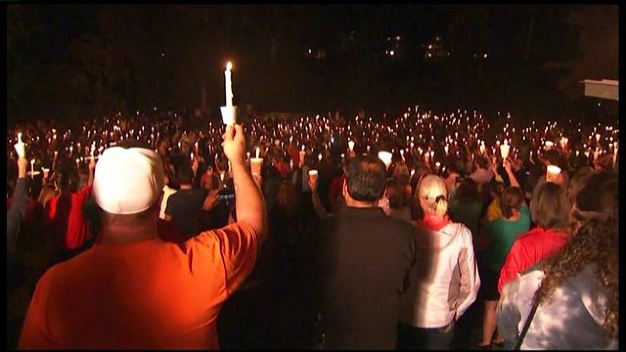 Gunman singled out Christians, Umpqua college shooting victim's fathersays