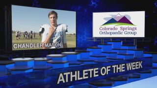 KOAA Athlete of the Week: Chandler Mason, Pueblo West football