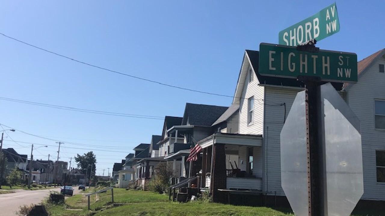 Shorb Avenue Canton