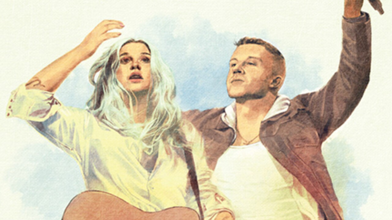 Kesha, Macklemore teaming up on epic summer trek across America in 2018