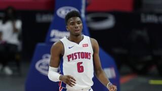 Hamidou Diallo Pistons Basketball