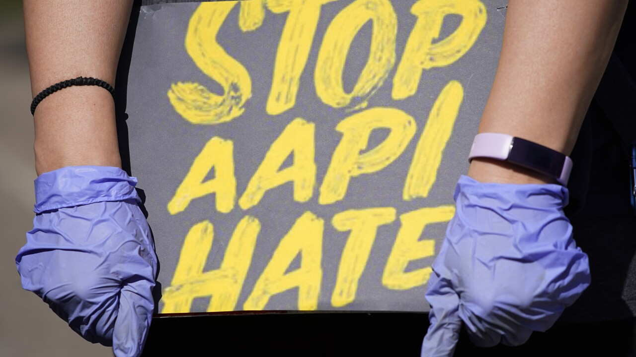 Stop Asian Hate Chicago Rally