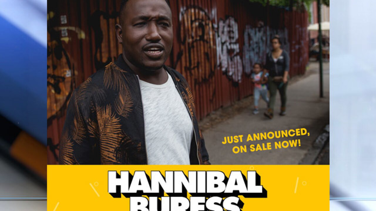Comedian Hannibal Buress to perform at Cain's Ballroom