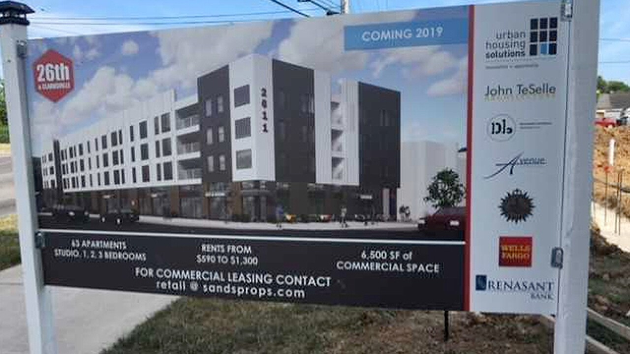 Local Non-Profit Builds Affordable Housing For Low Income Residents