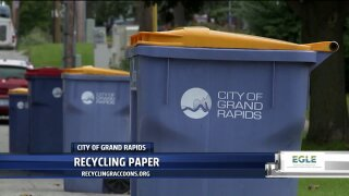 Not all paper can be recycled; here's what goes in thebin