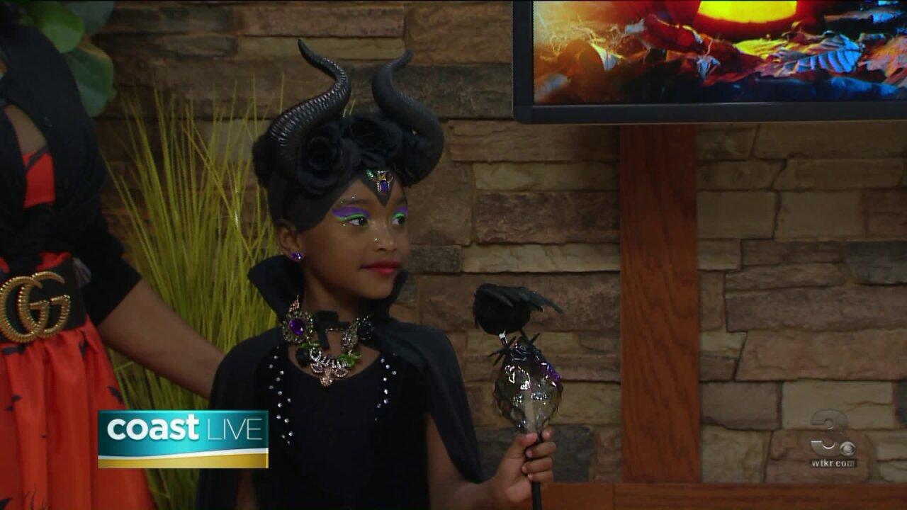 Do-it-yourself Halloween costume ideas on CoastLive