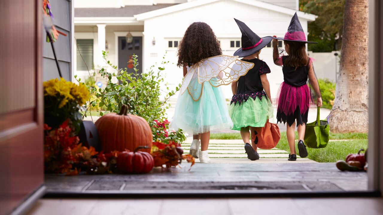 What's around you? The steps police want trick-or-treaters taking to stay safe onHalloween