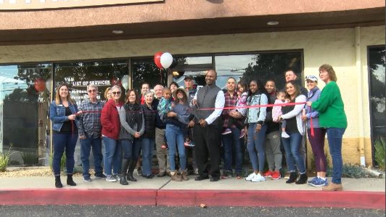 MZR Grand Reopening