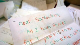 The 'Letters from Santa' scam parents should know about