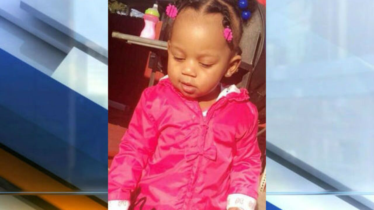Homicide detectives make new plea for tips in killing of 1-year-old girl