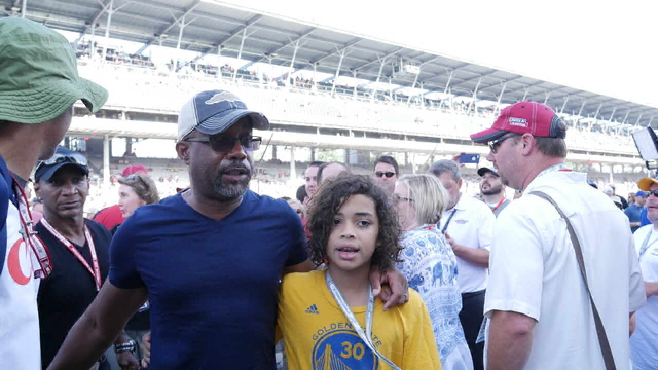 PHOTOS: Famous faces at the race