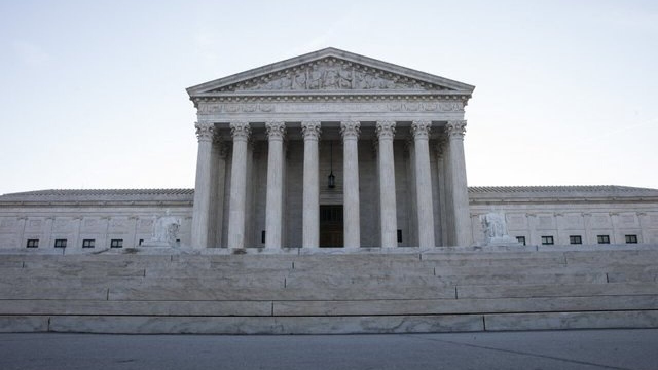 US Supreme Court says states may force online shopping tax
