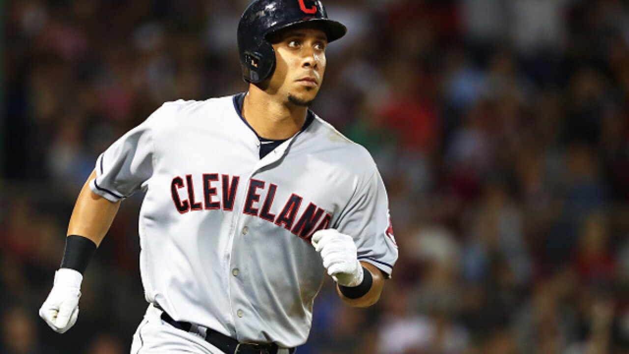 Outfielder Michael Brantley not expected to get $17.9M qualifying offer from Indians, ESPN reports