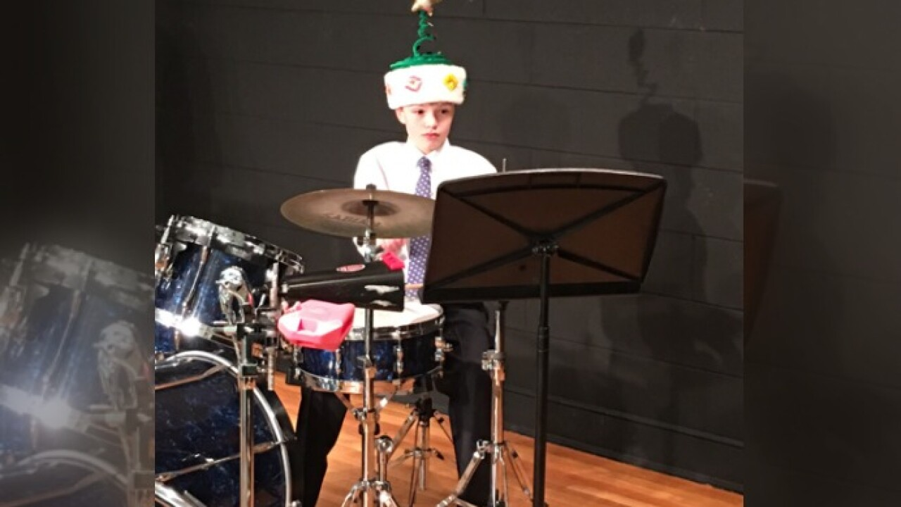 Henrico sixth-grader accepted into VCU Greater Richmond High School Jazz Band