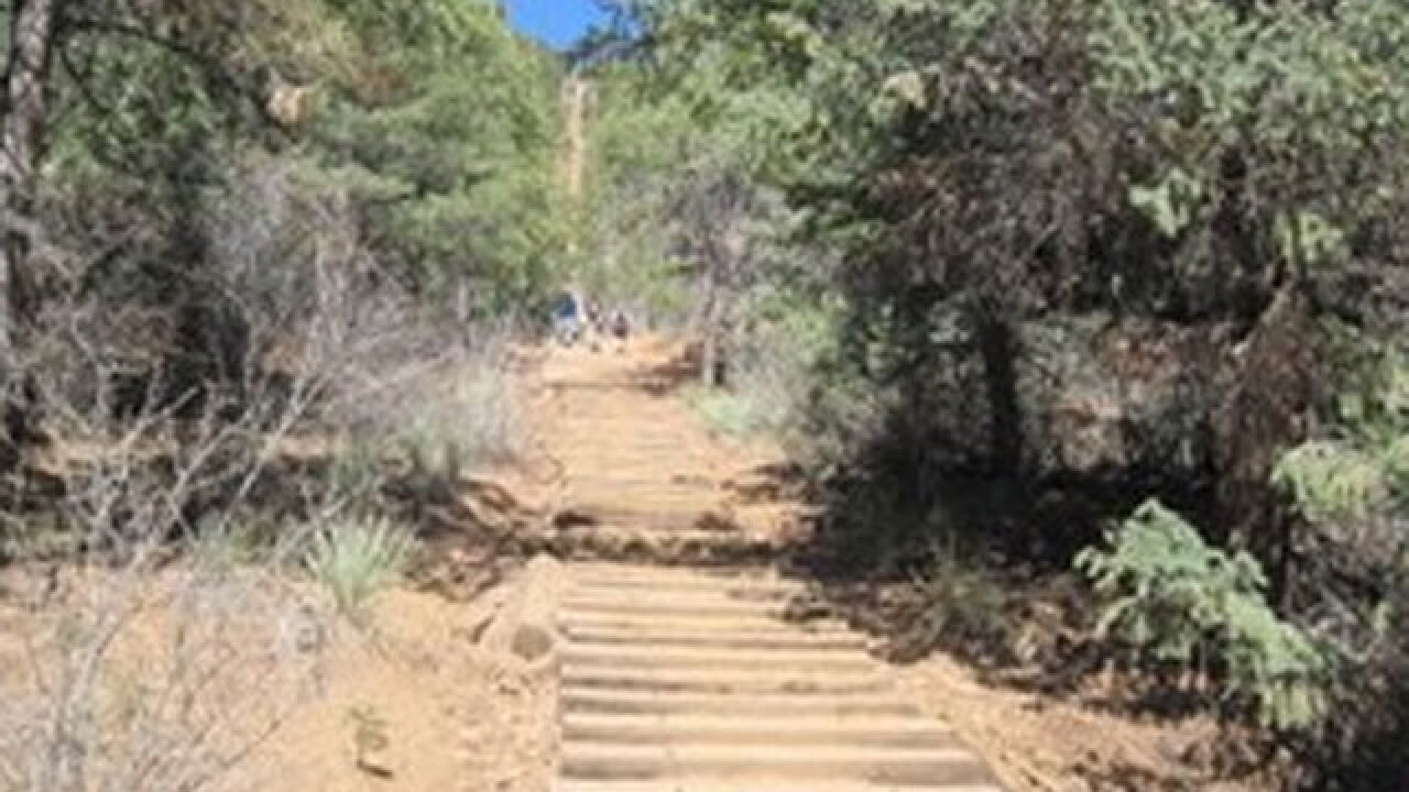 Popular Manitou Incline closing for 4 months