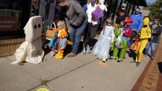 Virus Outbreak Halloween