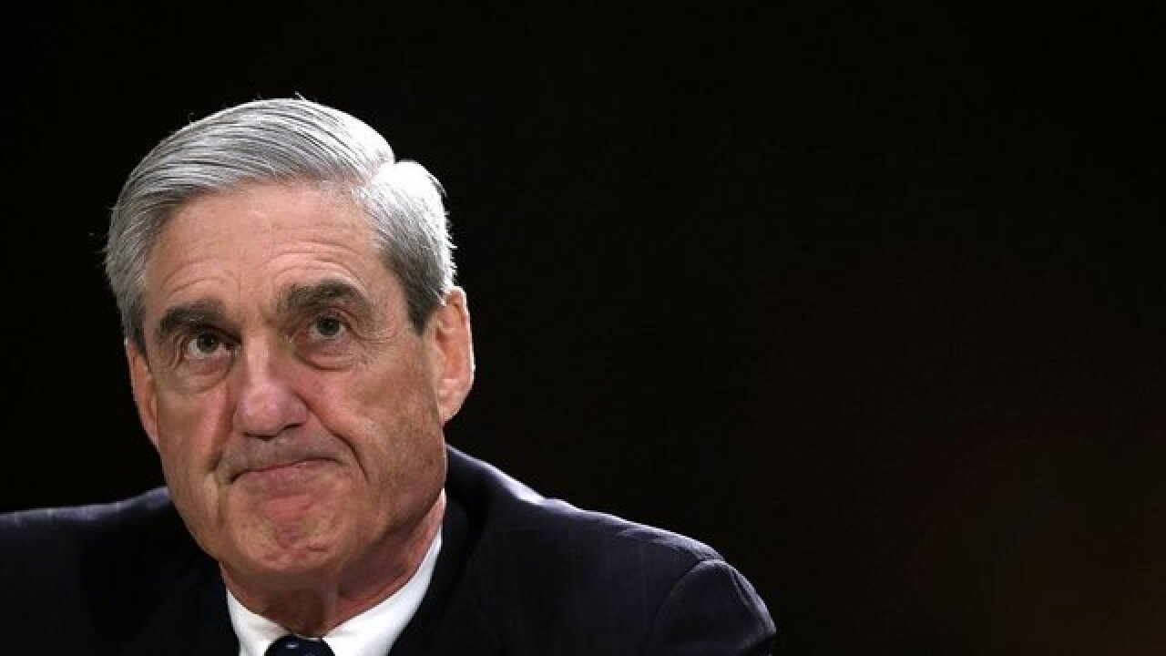 13 Russian nationals charged in Mueller investigation