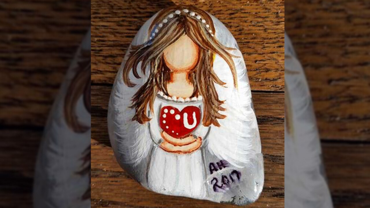 PHOTOS: 615 Rocks! Spreads Joy, One Rock At A Time