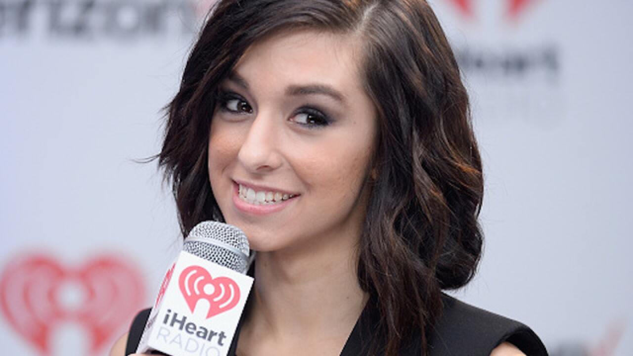 Christina Grimmie's family upset that she wasn't mentioned during Teen Choice Awards broadcast