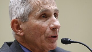 Fauci warns that US may not reach herd immunity levels even with a vaccine