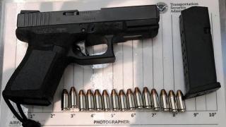 TSA BWI Gun seizure