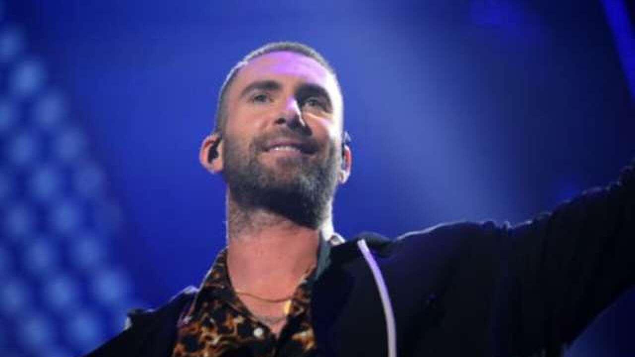 Will Maroon 5 play the Super Bowl? Adam Levine plays coy about Halftime show