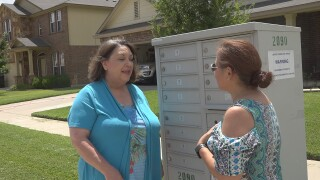Killeen neighborhood reports issues with postal services