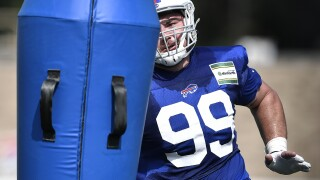 Harrison Phillips 2019 practice