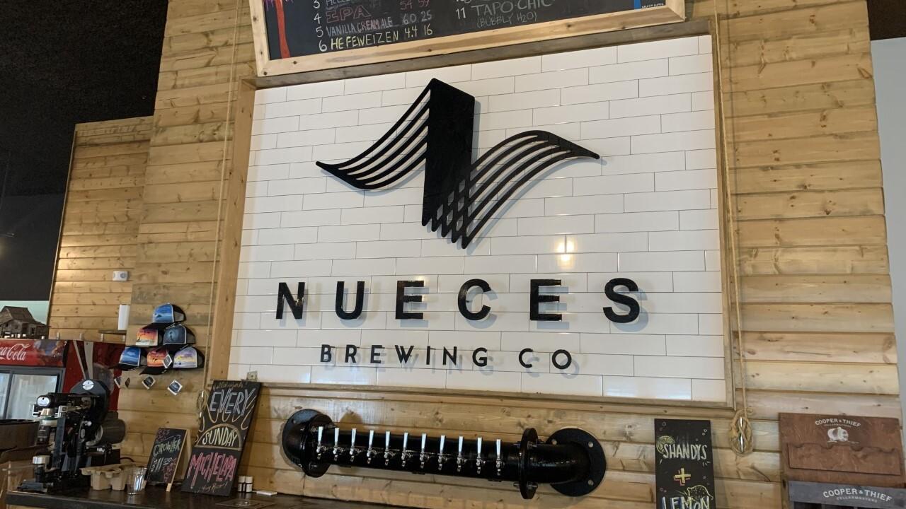 Nueces Brewing Co.