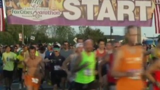 Heat to be issue for Fox Cities Marathon runners