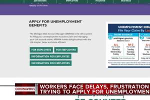 As unemployment claims surge, state fights to meet demand