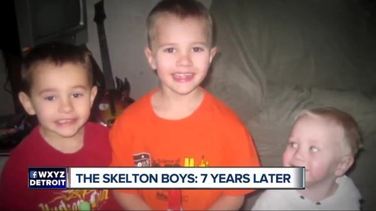 Where are the Skelton Brothers?